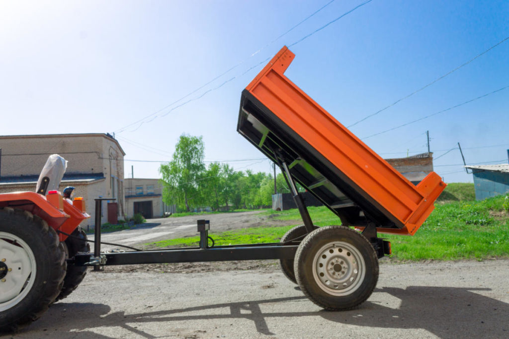 """We renew the production of semi-trailers """"Uralets"""""""