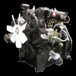 Дизель трехцилиндровый КМ385ВT